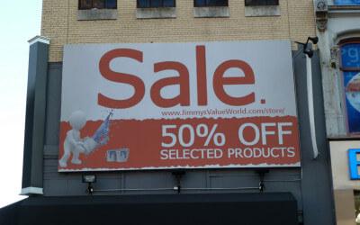 Mockup Billboard Design